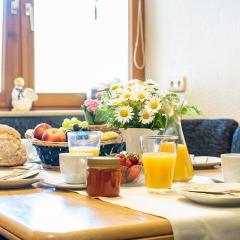 Mit einem guten Frühstück in den Tag